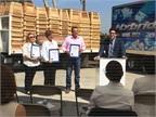Delivery Fleet Gets $23K for Hybrid Truck