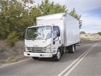 2016 Isuzu NPR Diesel Steps it Up a Class