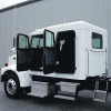 Aftermarket Crew Cab Conversions Offered for Several Medium-Duty Trucks