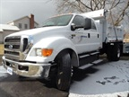 Test Drive: CNG F-650 Dump Truck