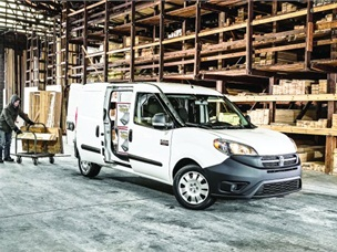 Ram ProMaster City is Upfitter Friendly, Business Ready