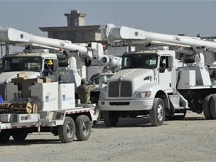 Telematics in Vocational Truck Fleets: Utility Operations