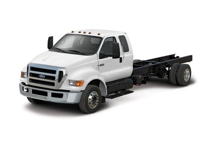 Photo of 2015 F-650 courtesy of Ford.