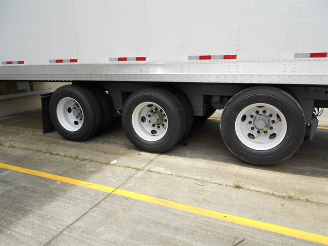 A central tire inflation system can be useful for units with air