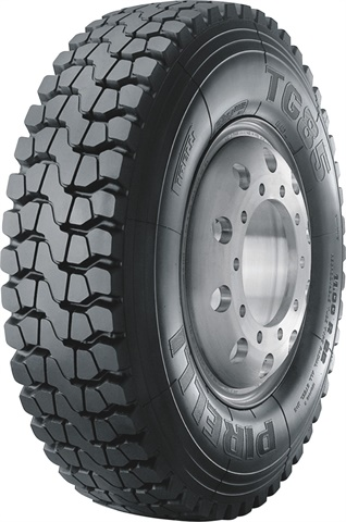 The Pirelli TG:85 is one of two new mixed-use tires offered by TP