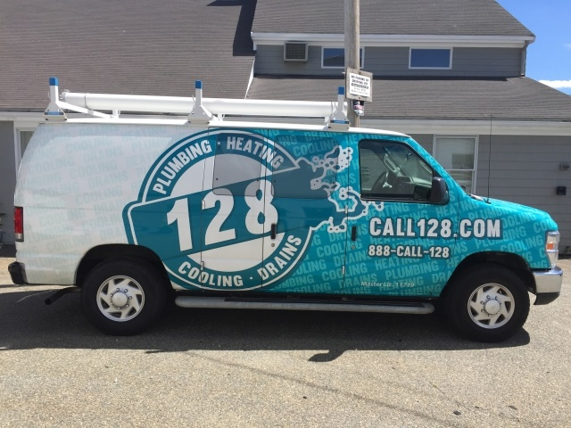 128 Plumbing, Heating, Cooling & Electric serves eastern Massachusetts and manages a fleet of 28 vehicles. (Photo: 128 PHCE)