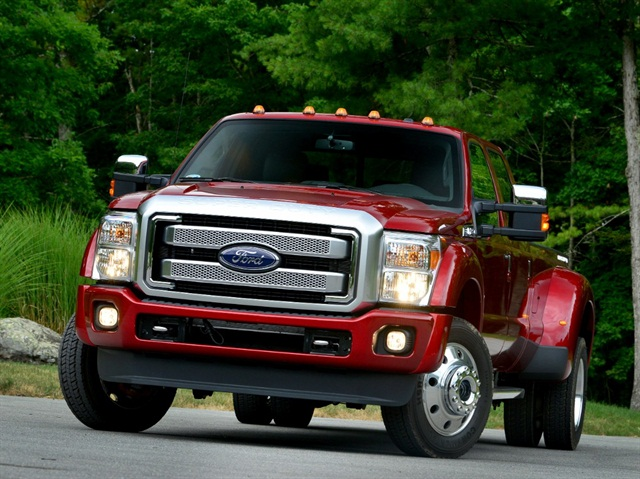 Roush Cleantech Can Retrofit Propane Autogas Medium Duty Vehicles Including The Ford F