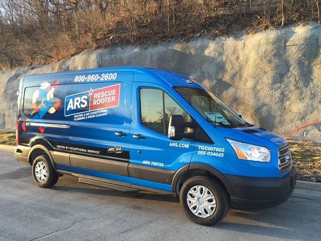 The almost 3,000-vehicle plumbing fleet, which includes the ARS-Rescue Rooter brand, makes more than 1.25 million service calls per year. (PHOTO: ARS/Rescue Rooter)