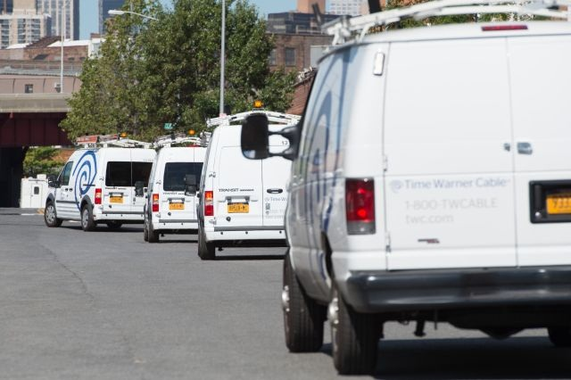The Time Warner Cable fleet supports the needs of the second-largest telecommunications company in the U.S. (PHOTO: Time Warner Cable)