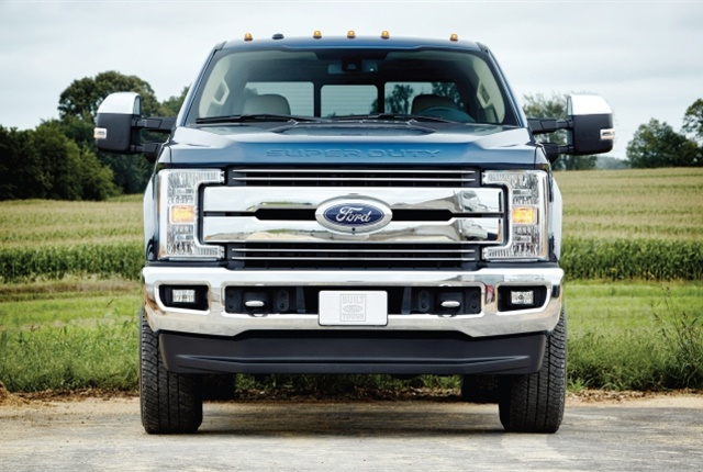 The All New 2017 Ford F 250 Lariat Crew Cab 4x4 Single Rear
