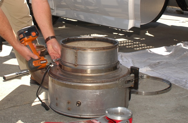 Simple DPF maintenance goes a long way toward preventing expensive on-road service calls.