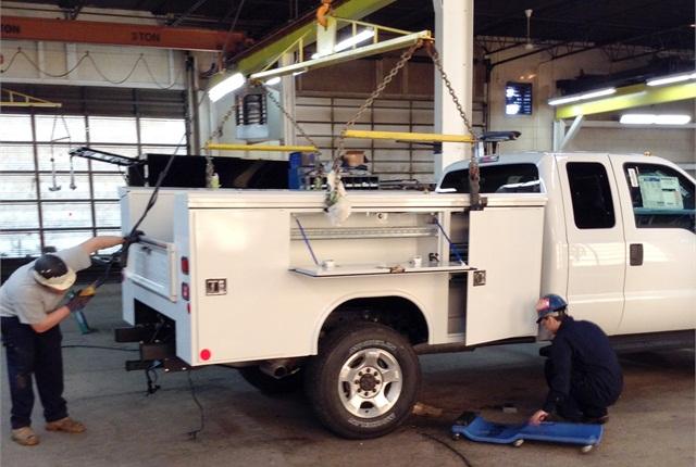 Spec Ing Work Trucks Articles Fleet Management