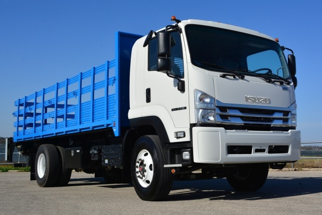 Isuzu and Supreme identified Ewing's industry-specific and business-specific needs to develop a customizedvehicle for Ewing. (Photo courtesy of ICTA)