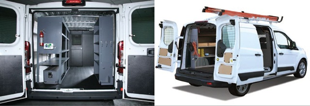 Latest Upfits for New Cargo Vans  Articles  Vehicle Research