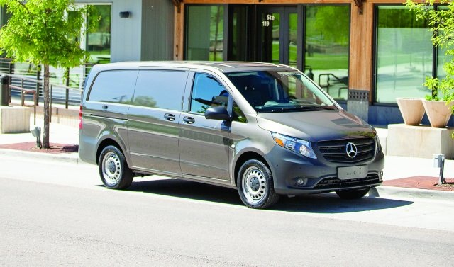 mercedes benz launches 2016 metris mid size van article