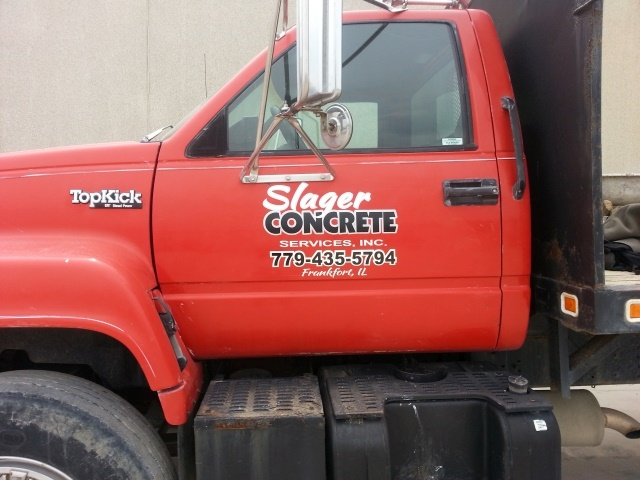 Vehicle graphics are advertising, so it is important to keep the most important information: the company name and contact information. (Photo courtesy of Ciccotelli Signs)