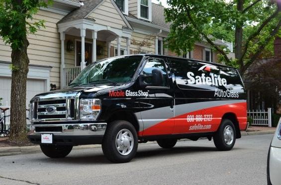 The Safelite AutoGlass fleet operates nationwide to repair or replace vehicle windshields. (PHOTO: Safelite AutoGlass)