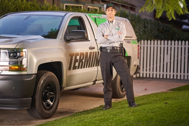 Terminix operates a fleet of approximately 9,500 vehicles, of which 75% are light-duty trucks used for service applications.  (Photo: Terminix)