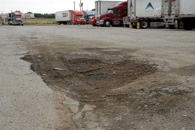 Yes, the world is out to get your tires. Truck stop parking lots, curbs and road hazards take their toll, but inadequate maintenance can be equally to blame.