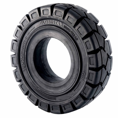 GRI's Globestar WT claims high load capacity and increased tire life. (Photo: Global Rubber Industries Pvt. Ltd.)