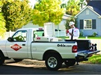 Rollins Inc. is looking into possible replacements for the 5,000 Ford Rangers that comprise its Orkin pest control fleet.