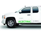 The VIA e-REV has the environmental benefits of an electric vehicle, and eliminates range anxiety by including a conventional gasoline engine.