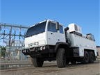 Acela Trucks offers two extreme-duty trucks, the Monterra 4x4 and the