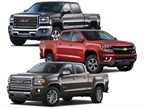 GM's all-new three-truck strategy was launched to offer each customer the right truck for their specific needs, according to the automaker. (PHOTO: GM)