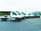 Sprinter body styles include Cargo Van, Crew Van, Passenger Van, Cab Chassis, and MiniBus.