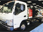 Mitsubishi Fuso introduced the all-new Class 3 Canter FE130 cabover, which increases payload by 700 pounds over the outgoing FE125.