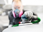 <p><strong>As truck OEMs use more advanced materials for body surfaces, education and training has become vital for body and paint technicians.</strong> <em>Photo: 3M</em></p>