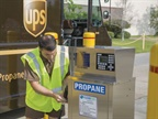 "Director of Fleet Procurement Mike Casteel says UPS has ""a lot of experience with propane autogas,"" including running over 2,000 propane-powered package cars in the U.S. and Canada. iStockPhoto"