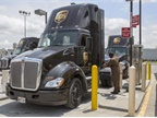 UPS does not base its fueling decisions on the price of fuel alone,