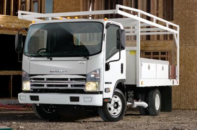 The new N-Series offers wheelbases from 109 to 212 inches, allowing a wide range of service body types and sizes.