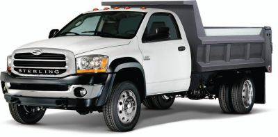 The all-new Sterling Bullet Class 4-5 work truck will be available at select Sterling dealerships in late fall 2007.
