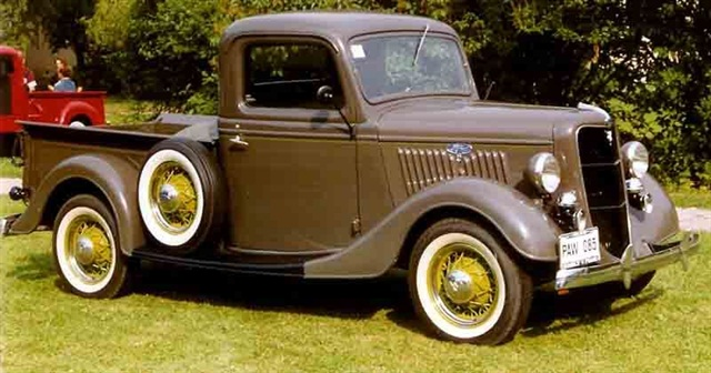 1935 Ford Model 50