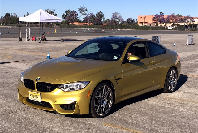Photo of 2017 M4 by Paul Clinton.