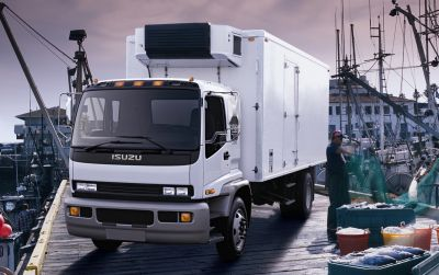 Isuzu Truck Introduces 2008 F-Series Line-Up with Increased Horsepower and More Wheelbases