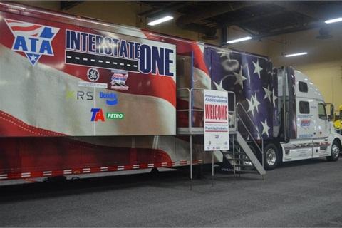 ATA Interstate One truck.