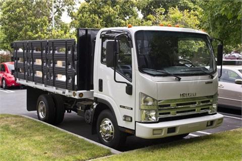 isuzu visits work truck magazine top news vehicle research top news work truck. Black Bedroom Furniture Sets. Home Design Ideas