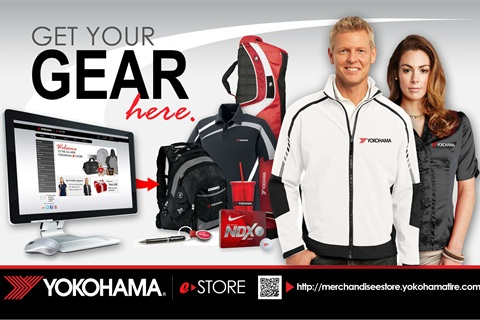 Yokohama gear is now available for direct purchase online by Yokohama enthusiasts.
