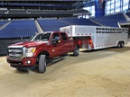 Ford F-Series Trucks and Utilities Recognized by Texas Auto Writers