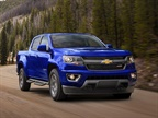 Chevrolet Colorado Showed Fastest Truck Order-to-Delivery for 2017