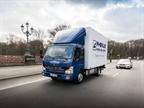 European Customers Now Running Fuso eCanter Electric Trucks