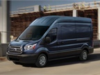 Ford Van Sales Remain Strong