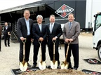 Spartan Motors Breaks Ground on Isuzu Truck Plant
