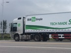 TuSimple's All-New Autonomous Truck