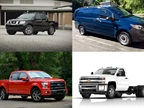 Truck and Van News: Ford Recalls, Silverado Updates, and Metris Van Upfitting