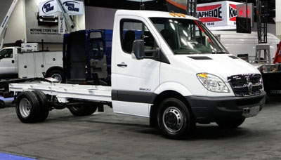 Dodge Sprinter Chassis Cab