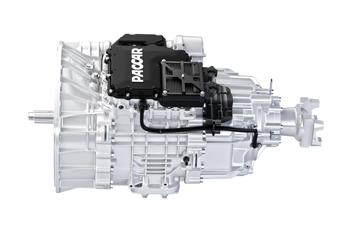 The new Paccar Automated Transmission was designed from the ground up